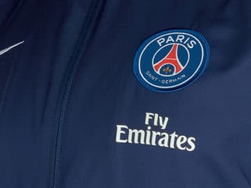 Survetement foot PSG