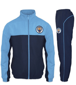 Jogging Manchester City