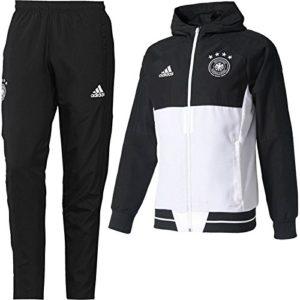 Jogging d'entraînement Allemagne foot
