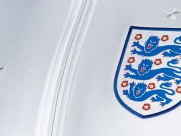Survetement foot Equipe Angleterre