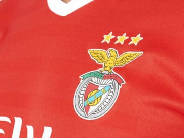 Survetement foot Benfica Lisbonne