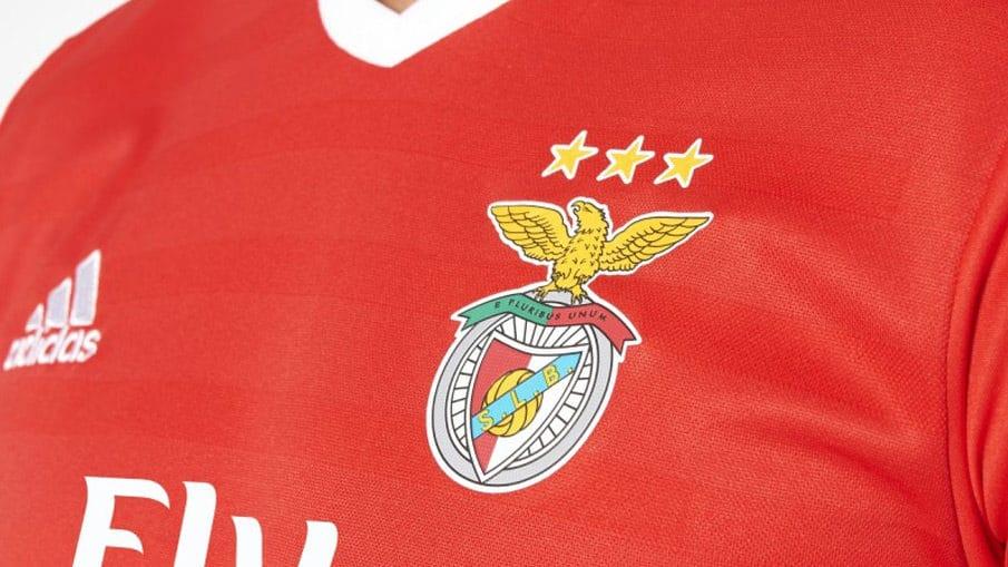 Survetement foot Benfica Lisbonne