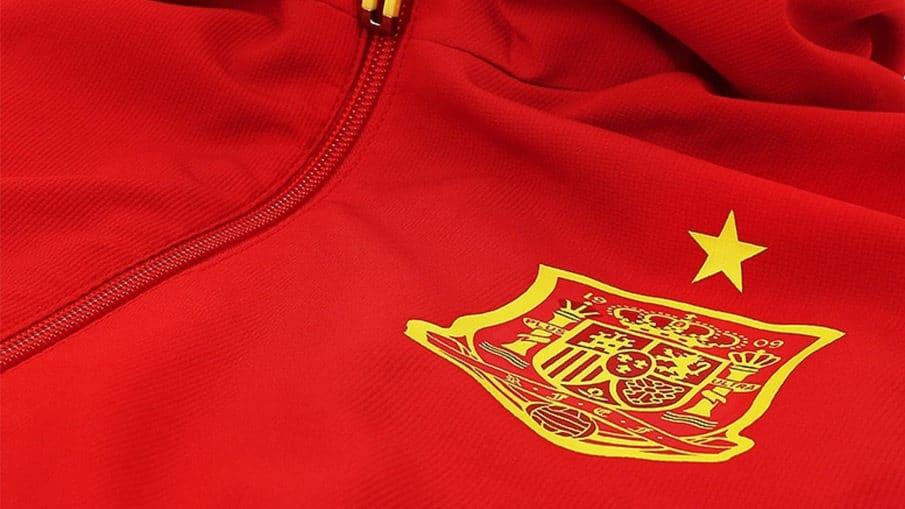 Survetement foot Equipe Espagne