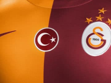 Survetement foot Galatasaray