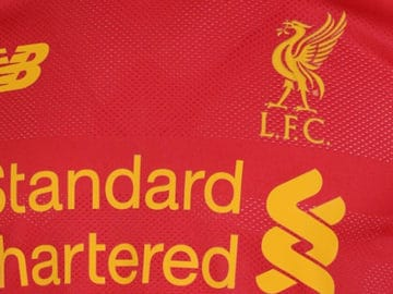 Survetement foot Liverpool FC