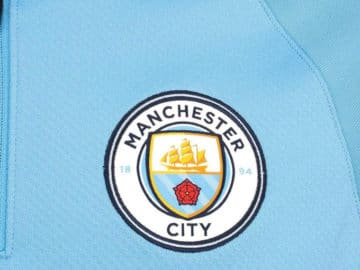 Survetement foot Manchester City