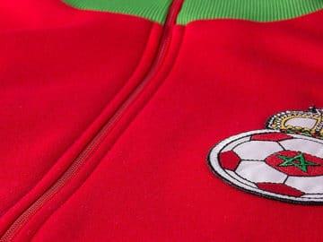 Survetement foot Equipe Maroc