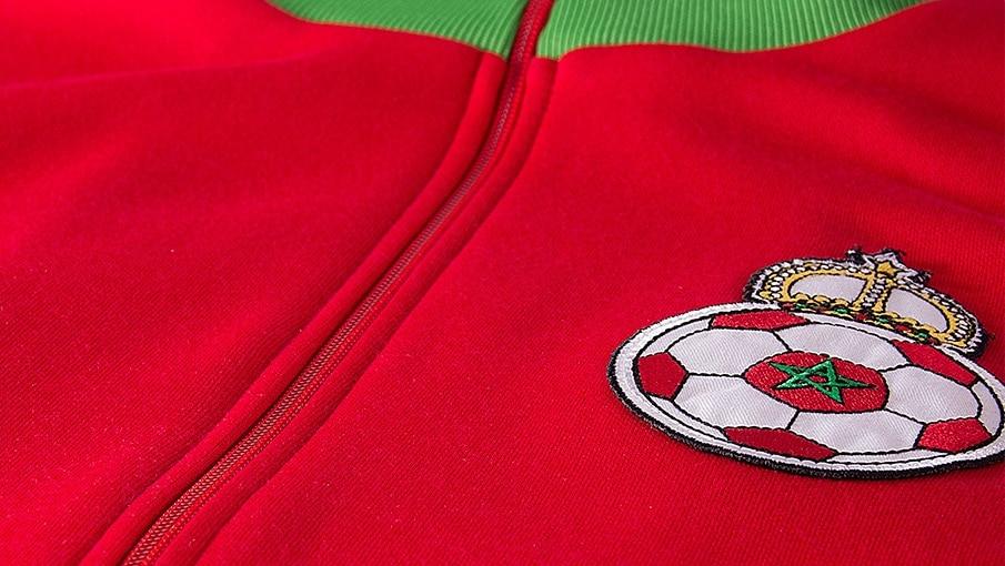 Veste adidas de l'équipe du Maroc