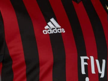 Survetement foot Milan AC