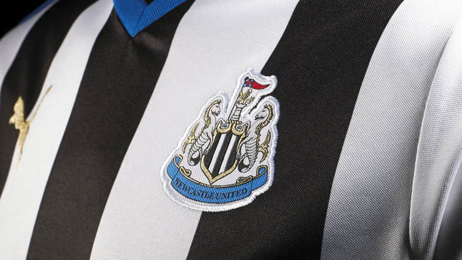 Survetement foot Newcastle United