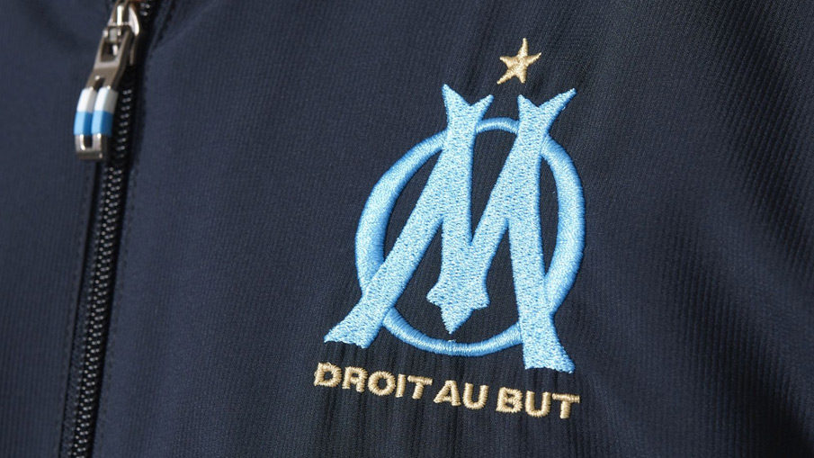 Survetement foot Olympique Marseille