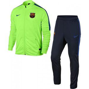 Sruvêtement jogging foot Barca