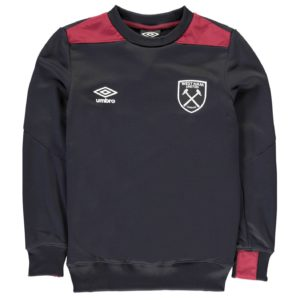 Sweat junior West Ham