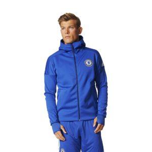 Veste de survêtement à capuche Chelsea FC