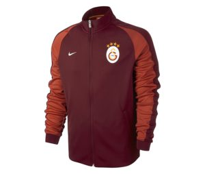 Veste de survêtement de foot Galatasaray