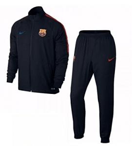 Survêtement noir Barça 2017