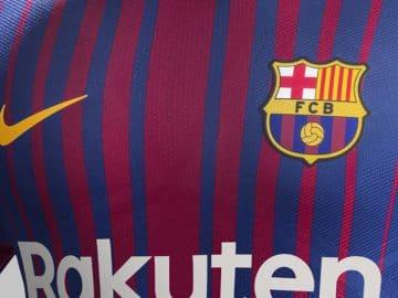 Survêtement FC Barcelone 2017