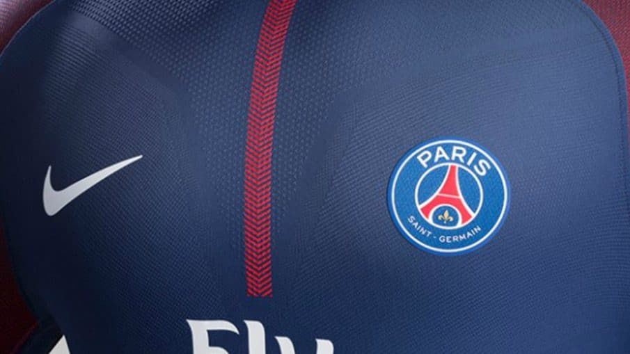 Survêtement Paris Saint-Germain Football Club 2017