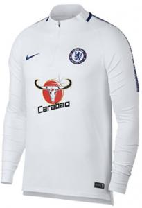 Jogging blanc Chelsea 2017