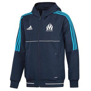 Veste de jogging Olympique de Marseille