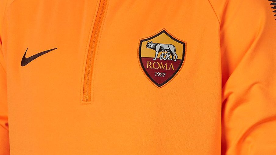 Survêtement foot AS Roma 2017