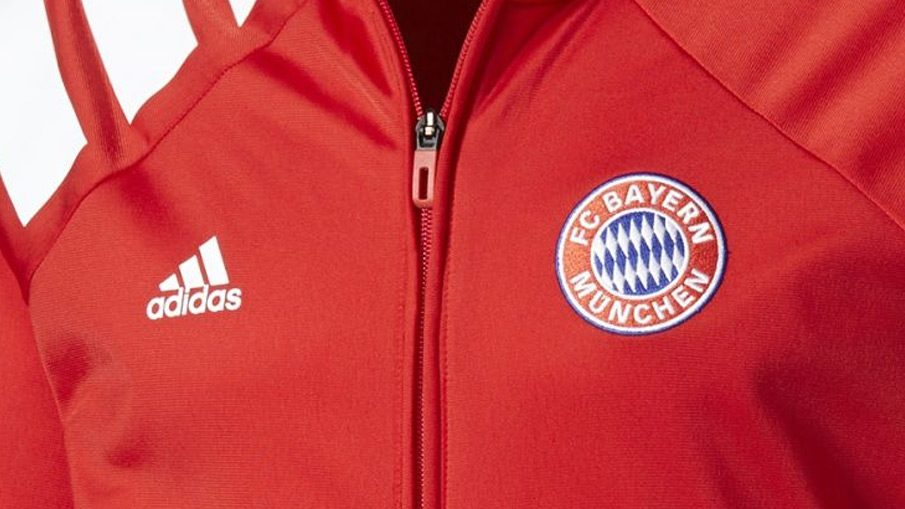 Survêtement foot FC Bayern Munich 2017