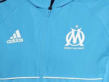Survêtement foot Olympique de Marseille 2017