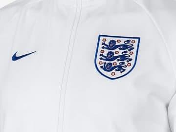 Survet foot équipe d'Angleterre Coupe du Monde 2018