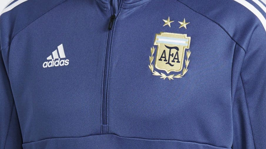 Survêtement équipe d'Argentine Coupe du Monde 2018