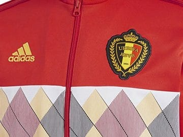 Survêtement équipe de Belgique Coupe du Monde 2018