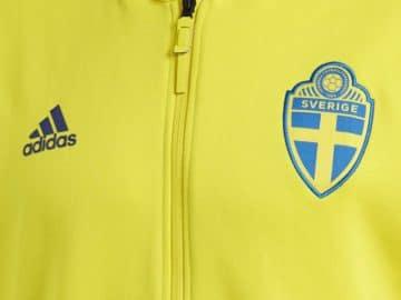 Survêtement équipe de Suede Coupe du Monde 2018