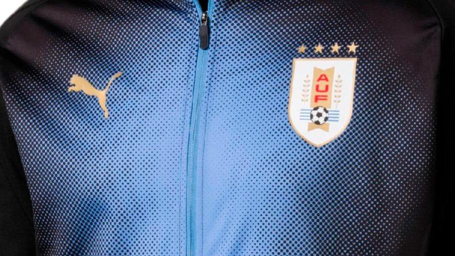 Survêtement équipe d'Uruguay Coupe du Monde 2018