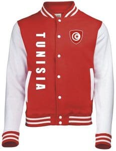 Veste college Tunisie 2018