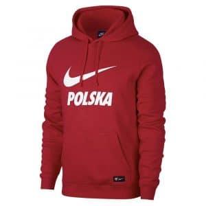 Veste Hooded football equipe pologne 2018-2019