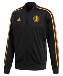 Veste de survêtement adidas de Belgique 2018-2019