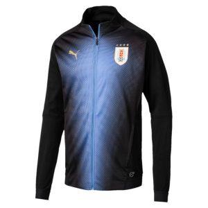 Veste survetement équipe d'Uruguay Coupe du Monde 2018