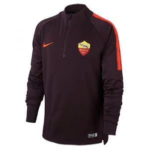 Veste survetement enfant AS Roma 2018-2019