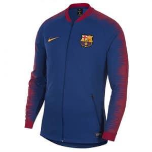 Veste de survetement FC Barcelone Anthem 2018-2019