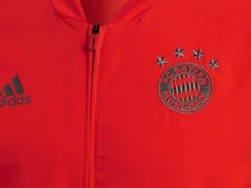 Survêtement FC Bayern Munich 2018