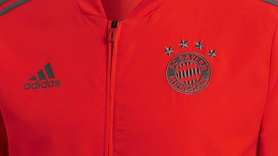 6aaaa052ae1 Survêtement FC Bayern Munich 2018 - Survet  Foot